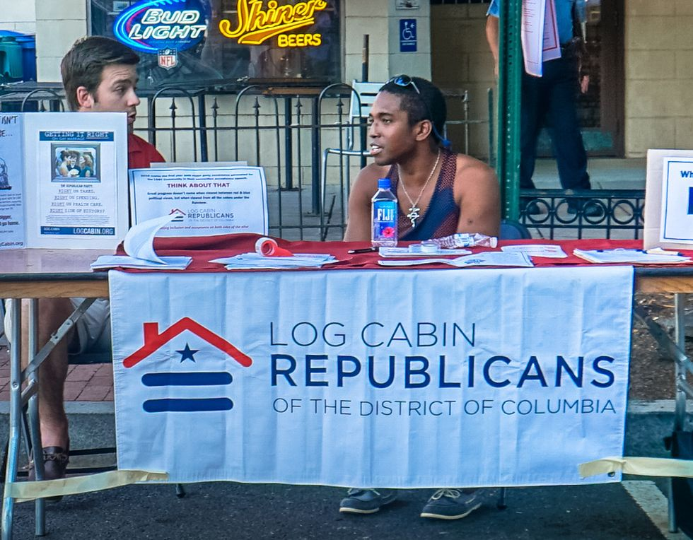Log Cabin Republicans are in disarray after endorsement of Trump opens fractures