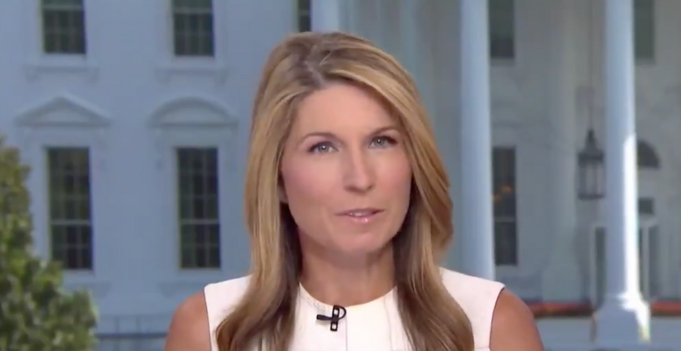 'America's mad King George': MSNBC's Nicolle Wallace delivers a litany of 'devastating' reviews on Trump's G7 performance