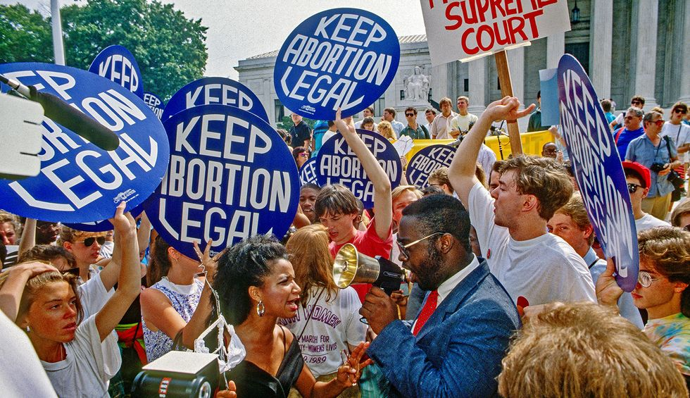 What abortion bans and easy gun access have in common