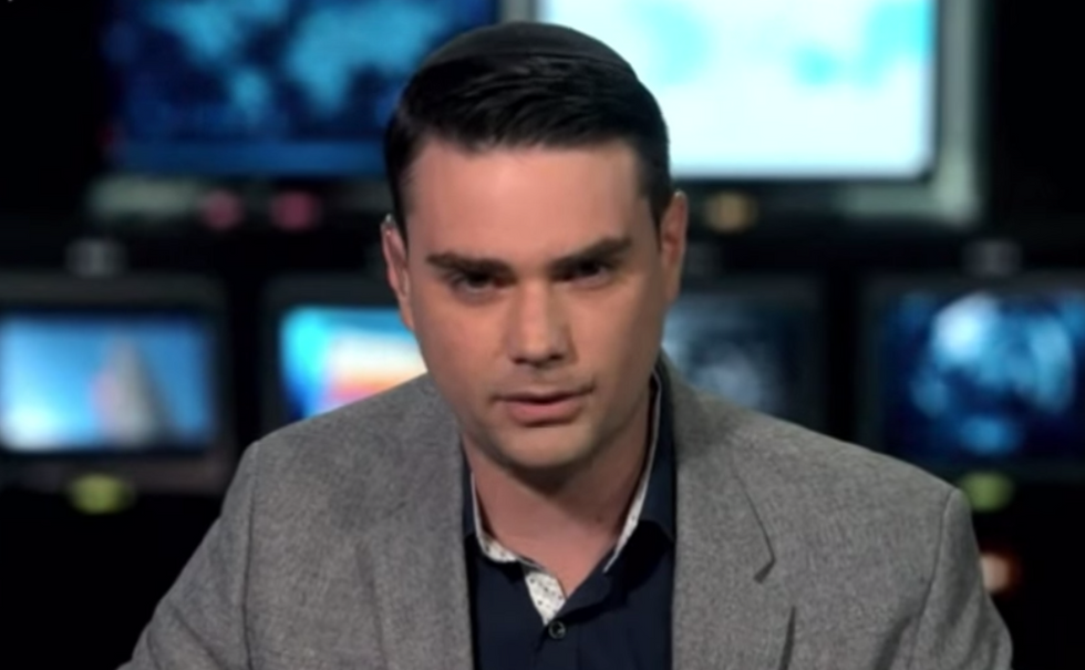 Facts don't care about Ben Shapiro's feelings