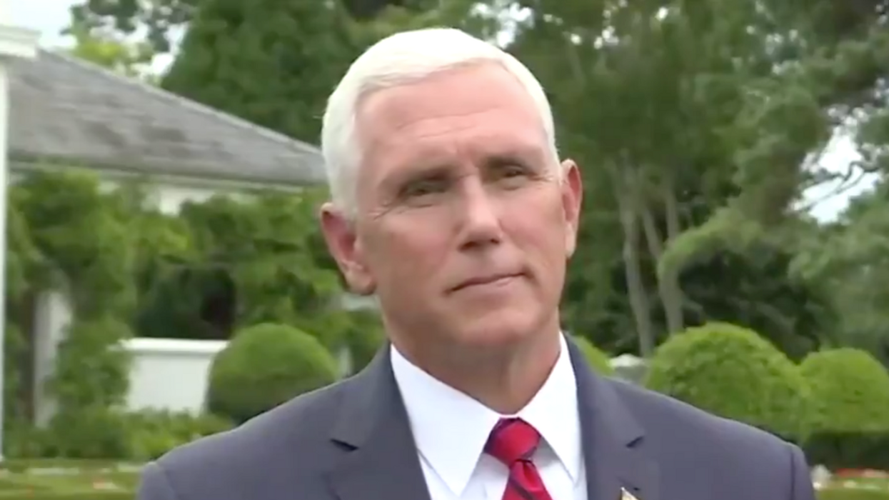 Pence chief of staff made key decision that paved way for masks to be politicized: new book