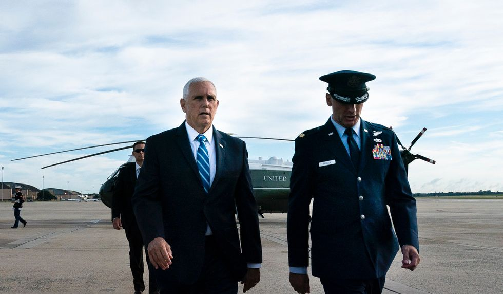 Irish journalist says Pence's visit was so offensive it was as if he 's**t on the new carpet'