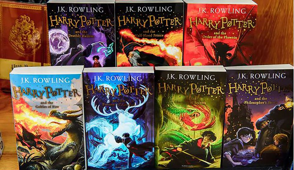 The Harry Potter series actually has a lot to teach us about death