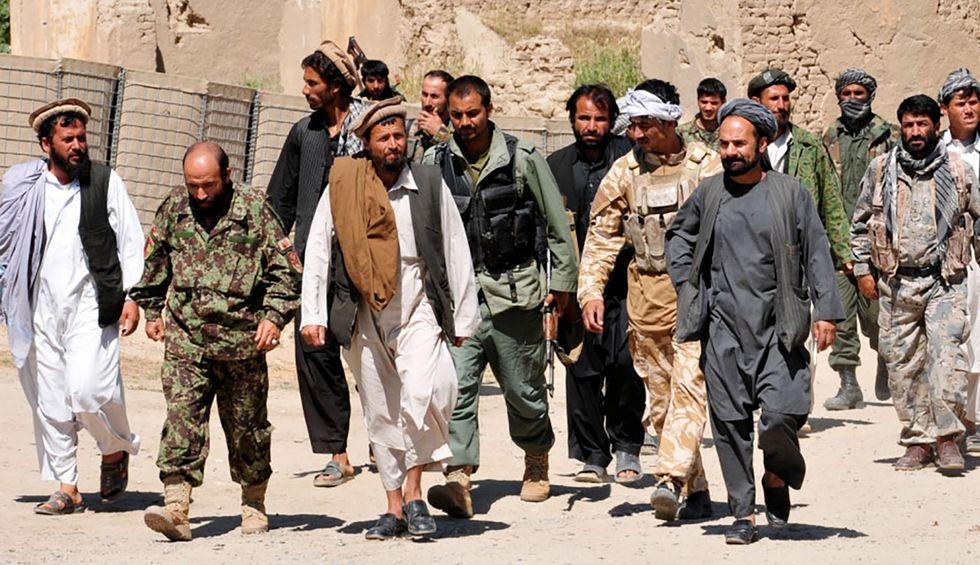 Trump's Taliban deal falls apart — and Republicans are taking notice