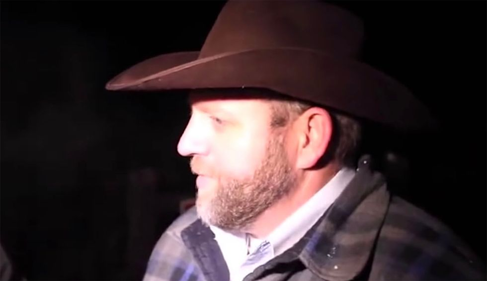 The theology of Ammon Bundy: A historian explains how the 'White Horse Prophecy' fuels anti-lockdown protestors
