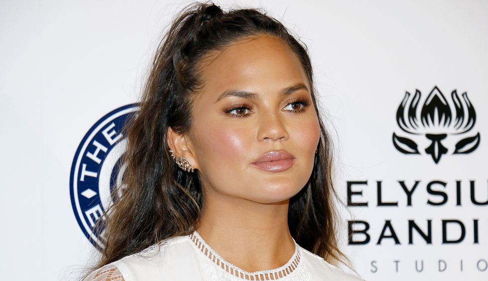 Model Chrissy Teigen absolutely obliterates Trump after he calls her John Legend's 'filthy mouthed wife'