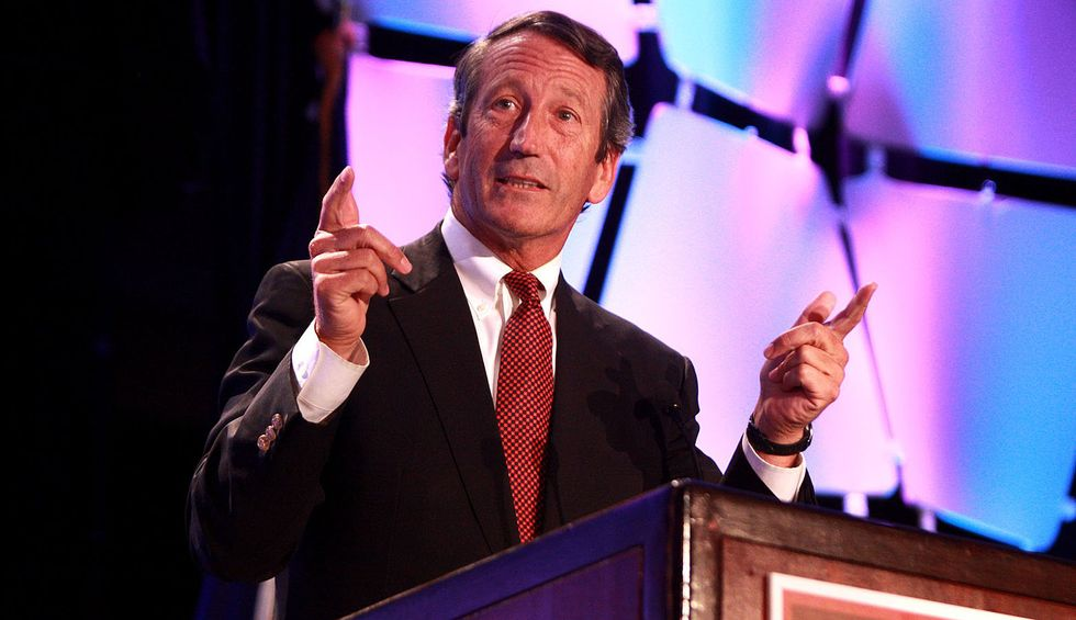 'Long shot' Republican presidential candidate Mark Sanford drops out of 2020 race: 'You gotta be a realist'