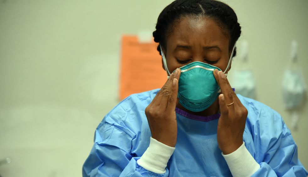 Hospitals are getting dangerously full in new coronavirus epicenters
