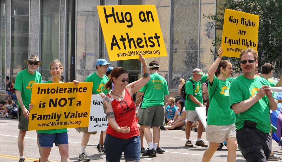 Prodding the irreligious left to vote: If atheists and agnostics participated more strongly in elections, America's moral climate would improve