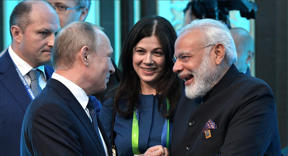Why Kashmir is casting a shadow on India and Russia's ties