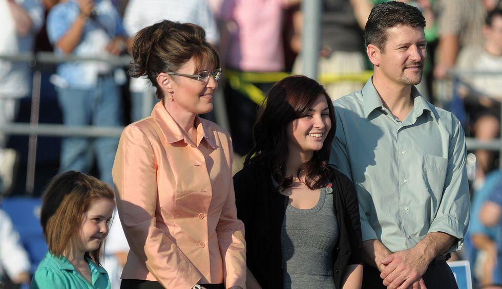 Todd Palin files for divorce from former Alaska governor Sarah Palin