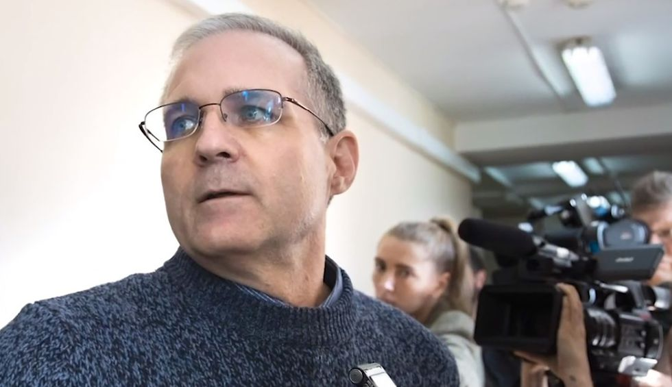 'An egregious violation of human rights': Russian court sentences former US Marine Paul Whelan to 16 years in prison