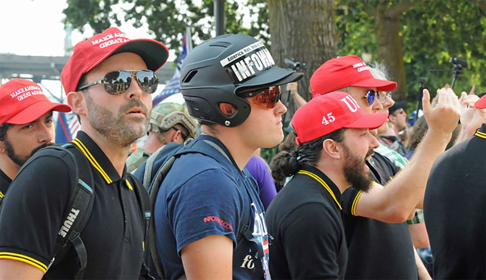 Pennsylvania township shuts down entire firefighting company over Proud Boys connection