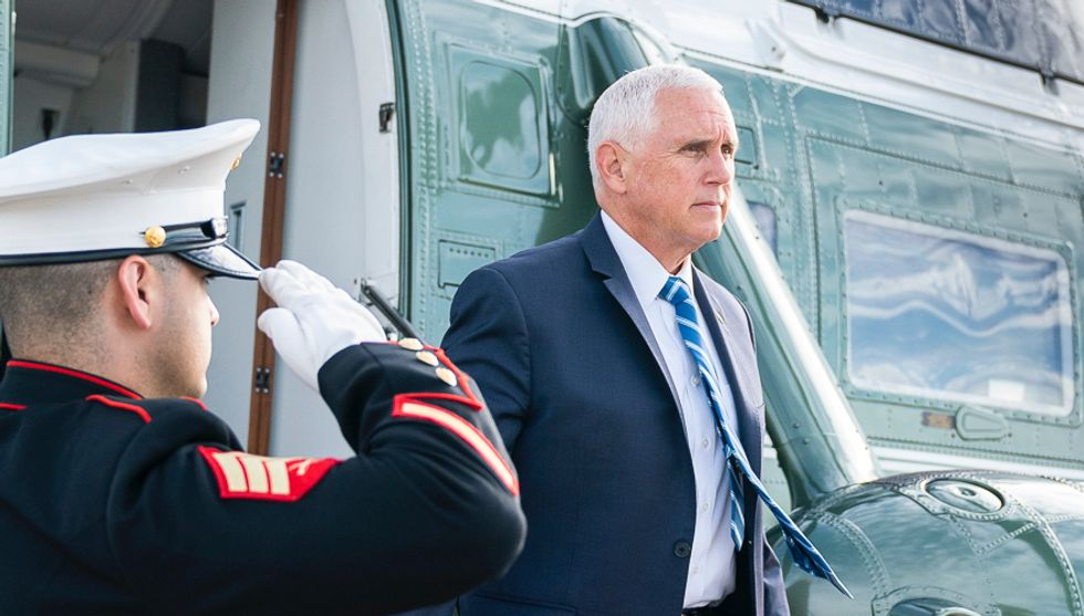 Congress is now investigating Pence's stay at Trump property during official trip to Ireland