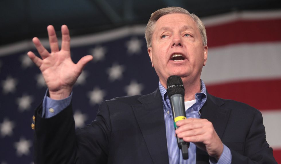 Lincoln Project releases devastating new ad against vulnerable Republican Lindsey Graham