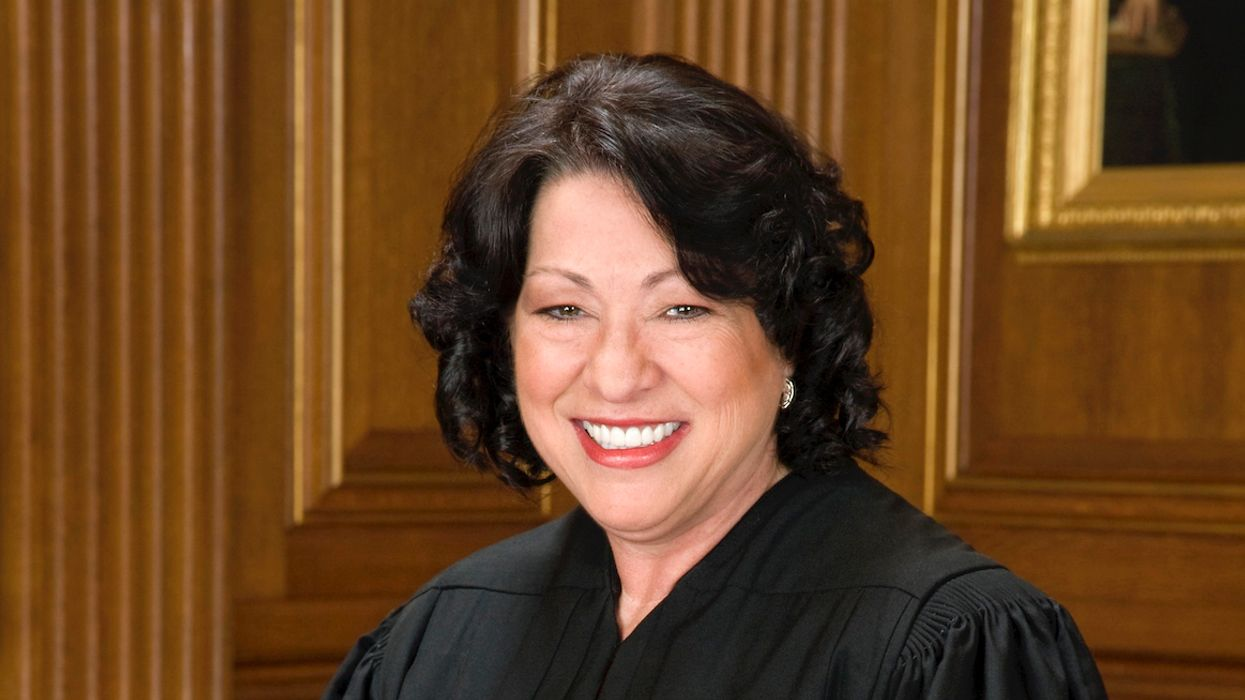 Justice Sotomayor warns of 'irreparable harm' as the Supreme Court cuts the census short
