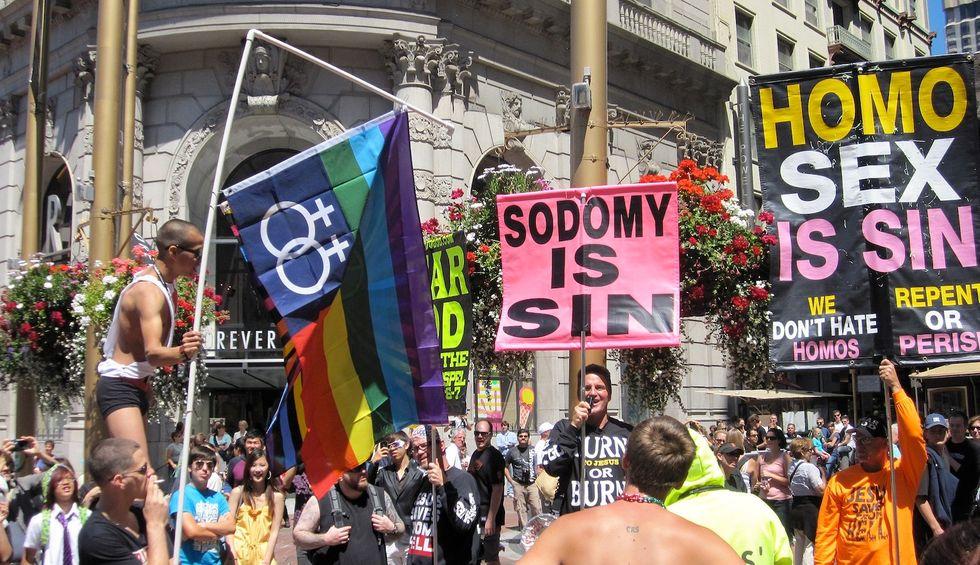 Are anti-LGBT politics going to make a roaring comeback?
