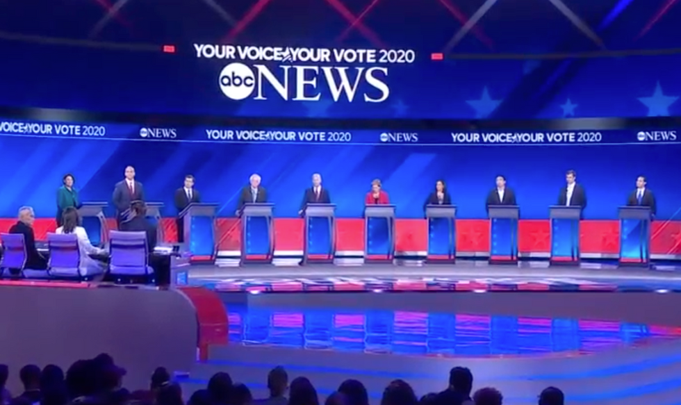 Your favorite candidate killed it once again in the third Democratic debate