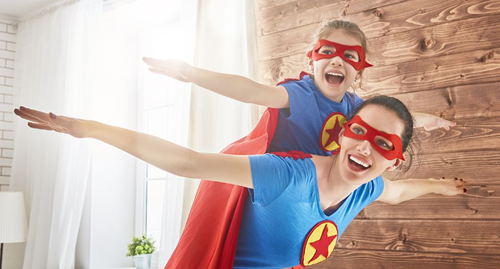 The psychology behind why your mom is the mother of all heroes