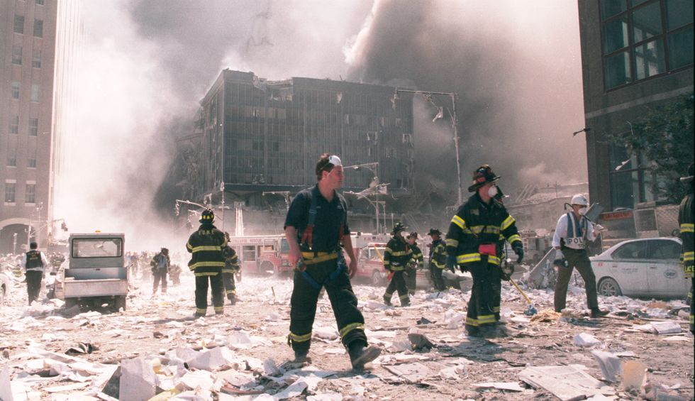 The forgotten lesson of 9/11: First responders are dying because officials lied about air quality. Trump is just a continuation of a problem