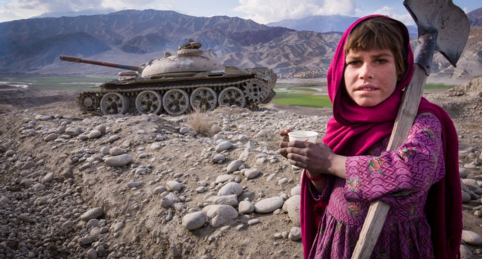 Trump's failed Taliban peace deal was all about Trump. Meanwhile, the civilian death toll in Afghanistan is rising dramatically