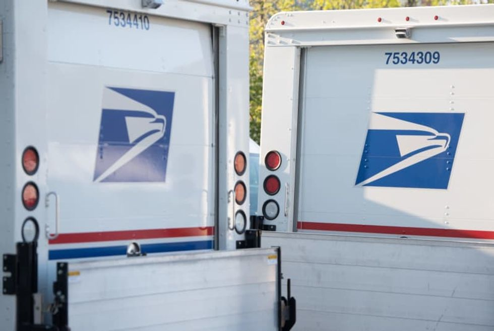 A crippled US Postal Service could throw a wrench in November election