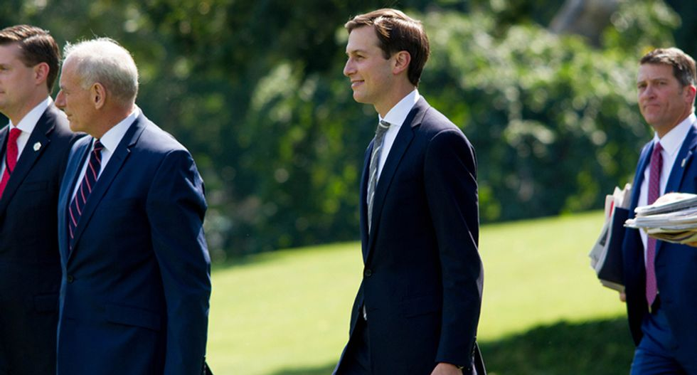 GOP lawmakers mock Jared Kushner behind his back — and don't take his 'laughably simplistic' ideas seriously: report