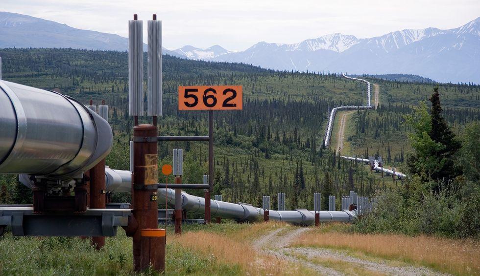 Radical Republicans on energy panel push $43 billion Alaska gas pipeline
