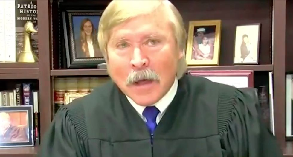 Tennessee criminal court judge shares articles calling Muslims 'foreign mud' and claiming 'Jews should get the f*ck over the Holocaust'