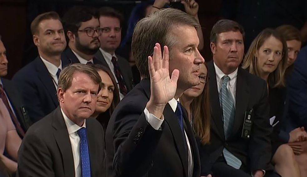 Brett Kavanaugh walloped by Chief Justice John Roberts in ruling on Trump immigration policy