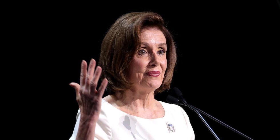 Pelosi slams GOP minority leader in epic exchange over impeachment