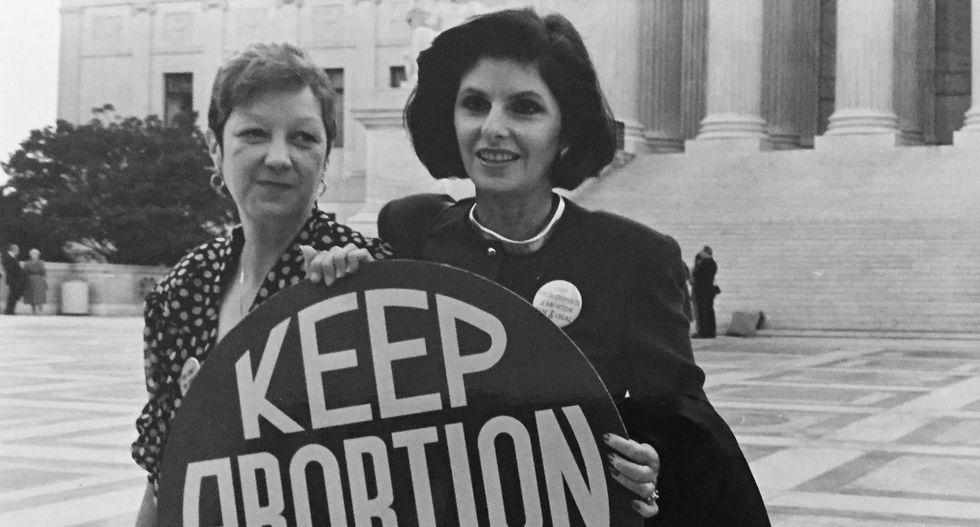Republicans peddle grotesque abortion-slavery comparison