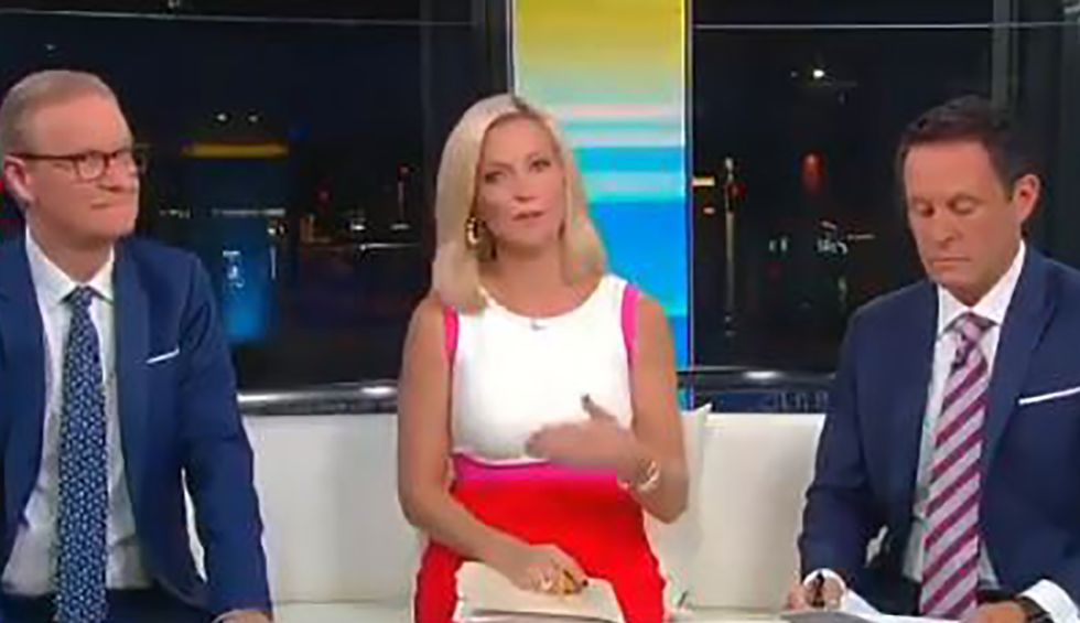 Fox & Friends defends Trump for lying that Mexico would pay for the wall because 'he doesn't want to make them mad'