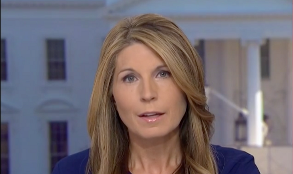 MSNBC's Nicolle Wallace: New whistleblower complaint isn't the first sign the Trump administration is a 'house on fire'