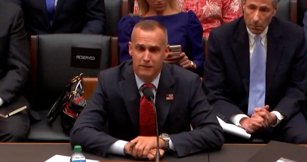 Corey Lewandowski unravels as Democratic lawyer grills him over his lies and actions in the Mueller report