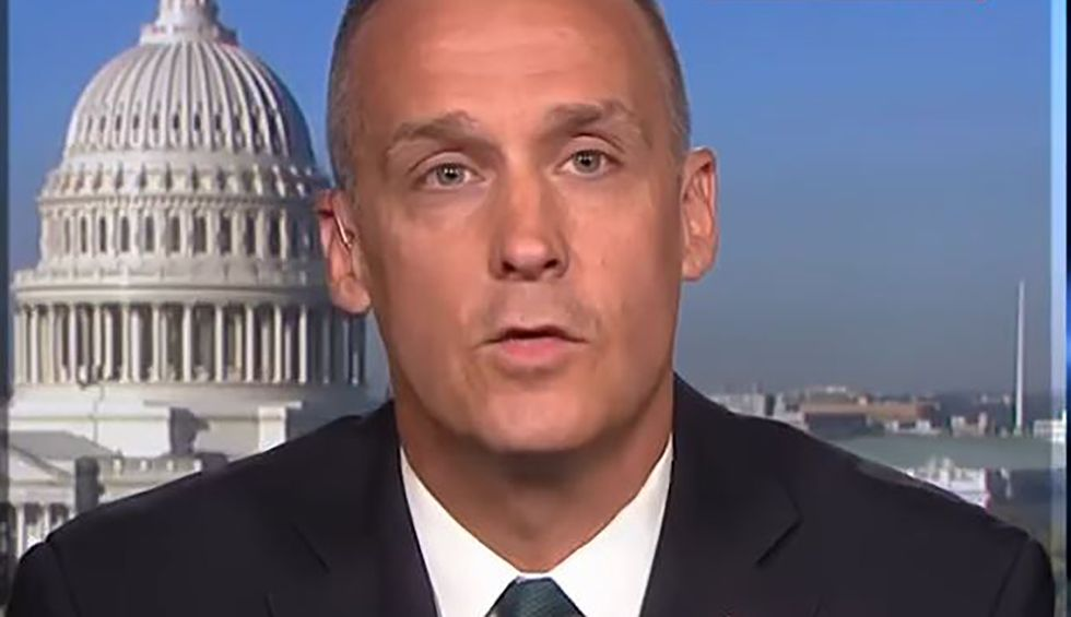 Corey Lewandowski wilts after CNN host nails him for serial dishonesty: 'I'm as honest as I can be'