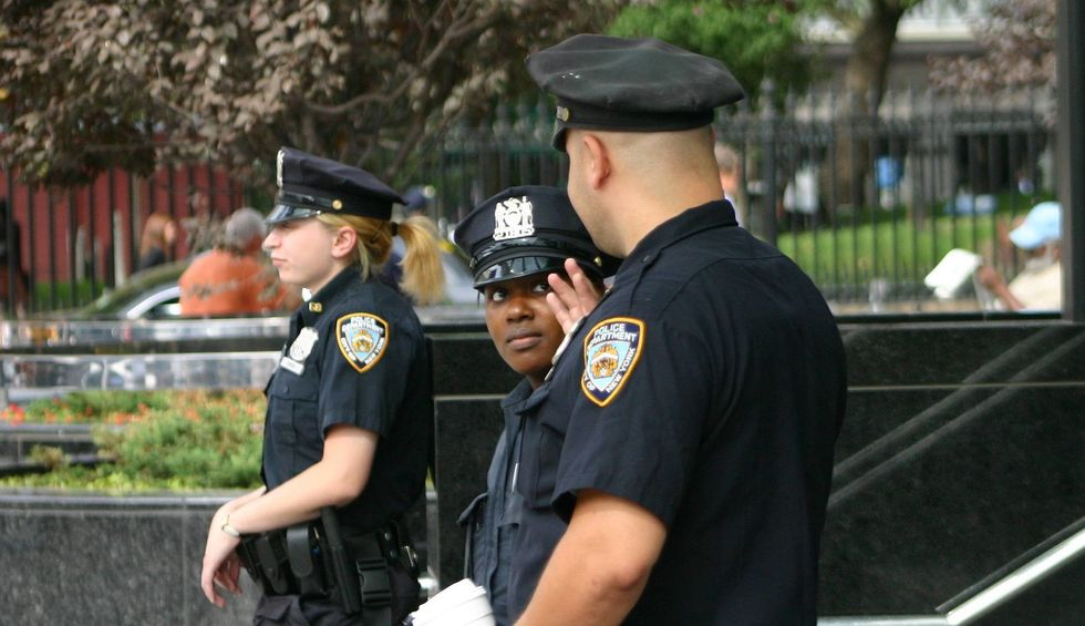 The NYPD unions didn't want you to see these complaint files