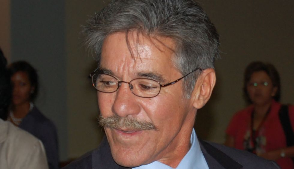 Fox News' Geraldo Rivera slams former White House press secretary on Twitter as 'old douche'