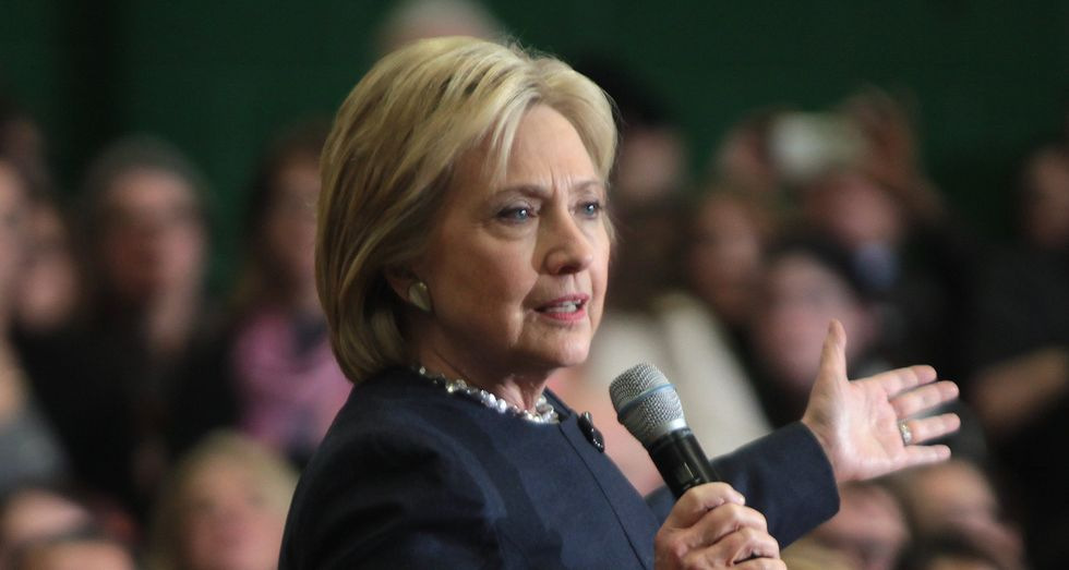 Hillary Clinton warns of 4 major threats to democracy and the 2020 Elections