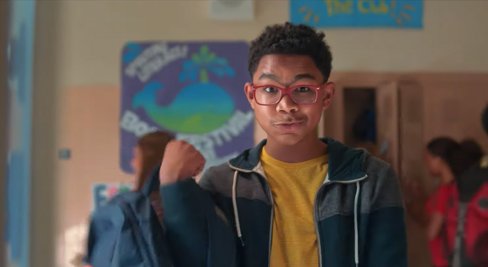 This new public service announcement about school shootings should disturb the hell out of you
