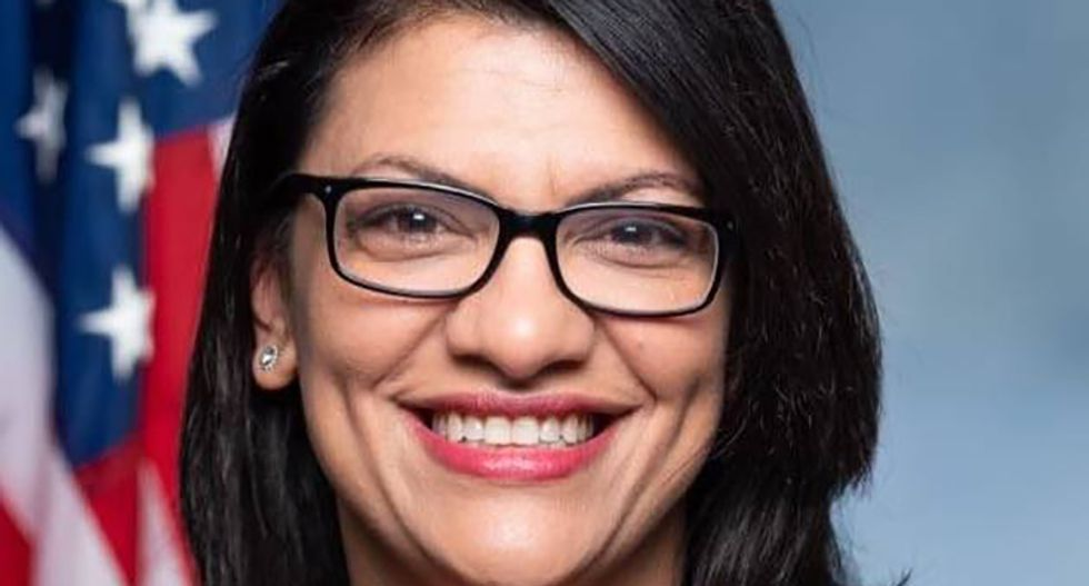 GOP and right-wing media smear Rashida Tlaib on the Holocaust — but Democrats aren't taking the bait
