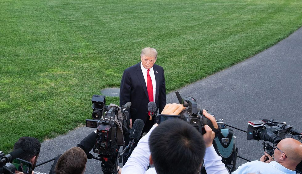 Media fail: The press keeps covering impeachment through the eyes of the Republican Party