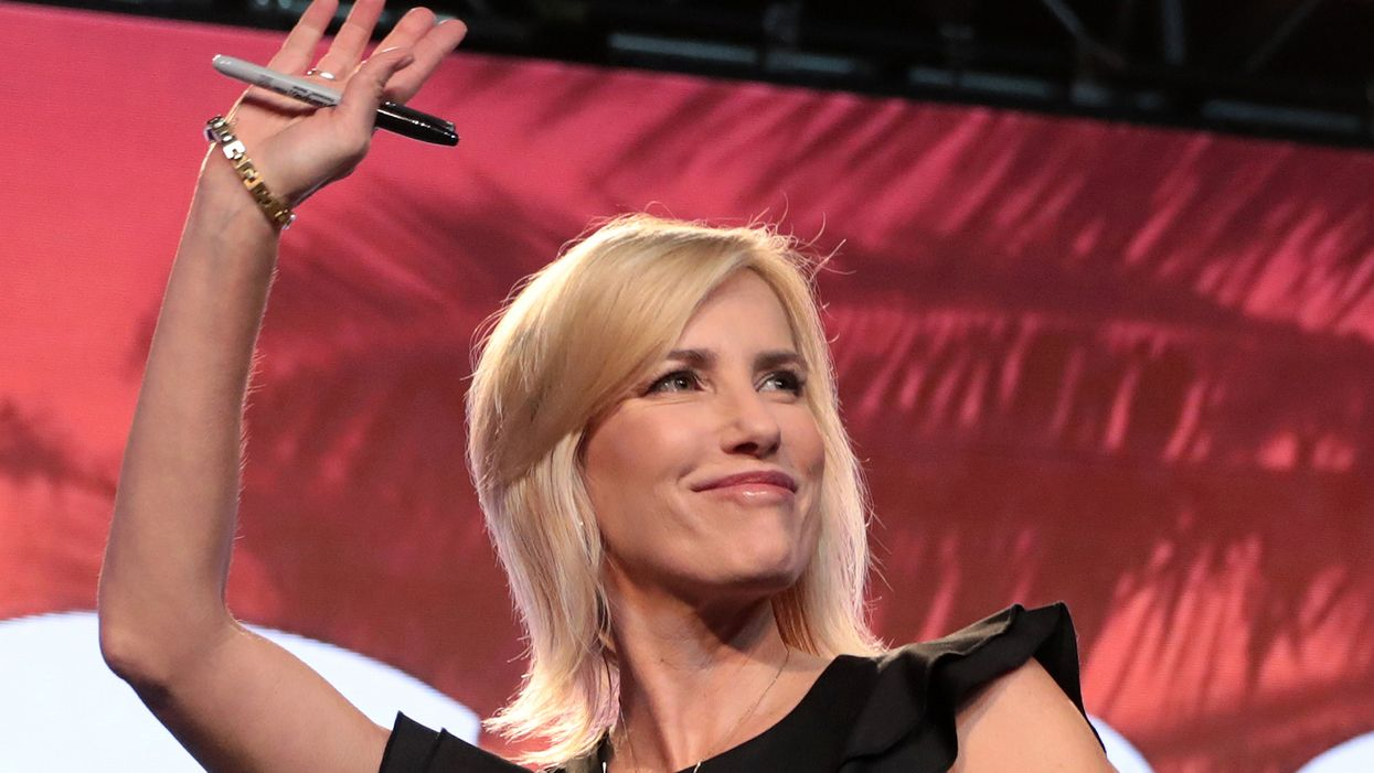 Laura Ingraham eventually derails Trump amid his latest tirade of false voter fraud claims