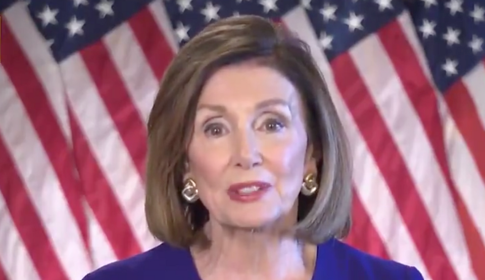 Nancy Pelosi announces an 'official impeachment inquiry' into Trump's conduct — saying he has 'violated the Constitution'