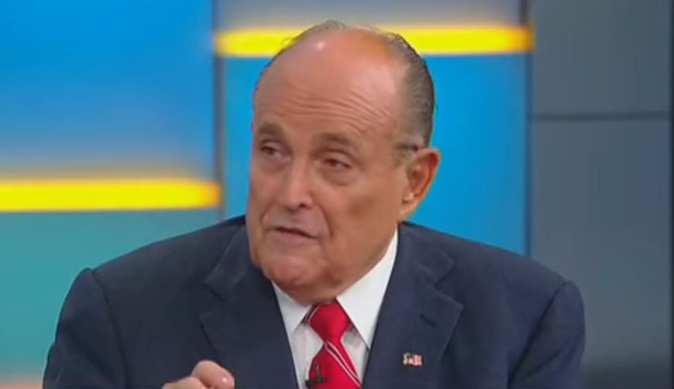 Rudy Giuliani just gave a weapons-grade crazy interview on Fox & Friends — here are the highlights