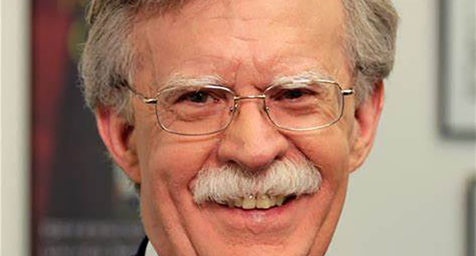'Disturbing': Trump reportedly reviewed Bolton plan to threaten Iran by sending 120,000 troops to Middle East