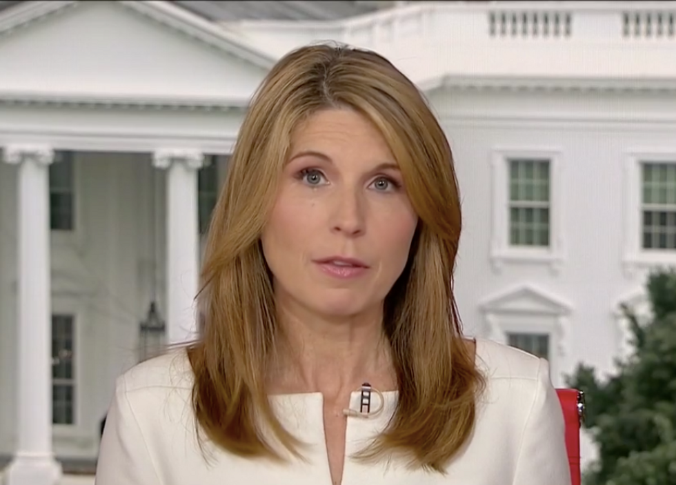 MSNBC's Nicolle Wallace explains the 3 'flagrant' ways Trump just provided new evidence of his abuse of power