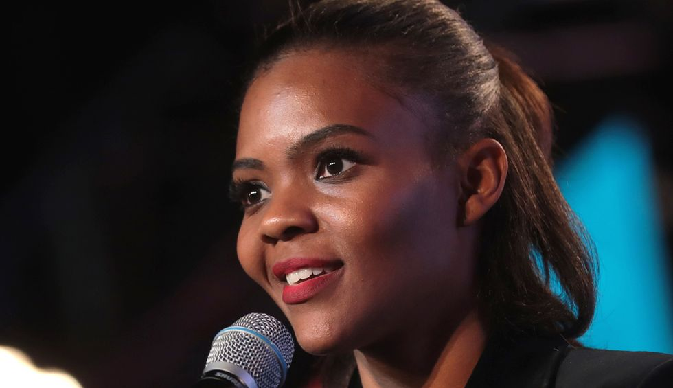 Why do Republicans in Congress keep inviting Candace Owens to testify on white nationalism?