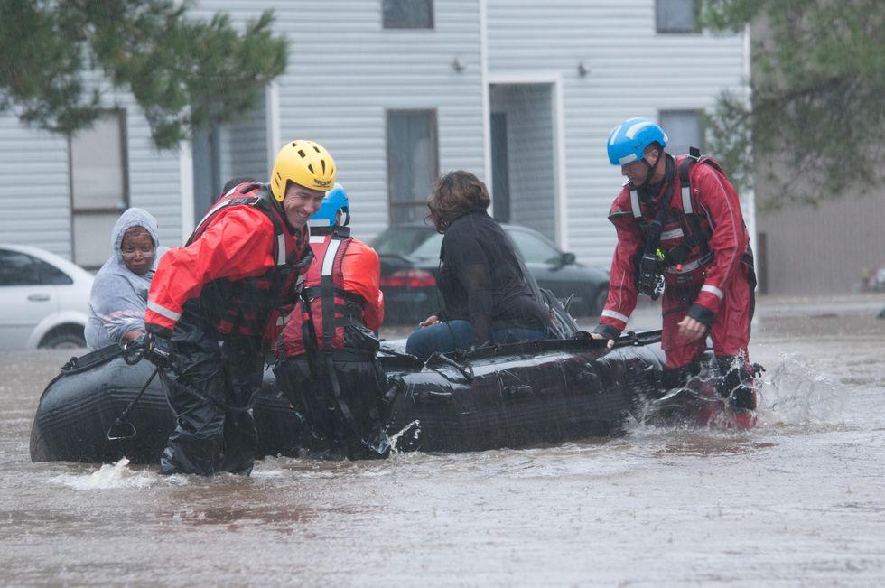 A Professor of Biostatistics Explains Why People Ignore Evacuation Orders