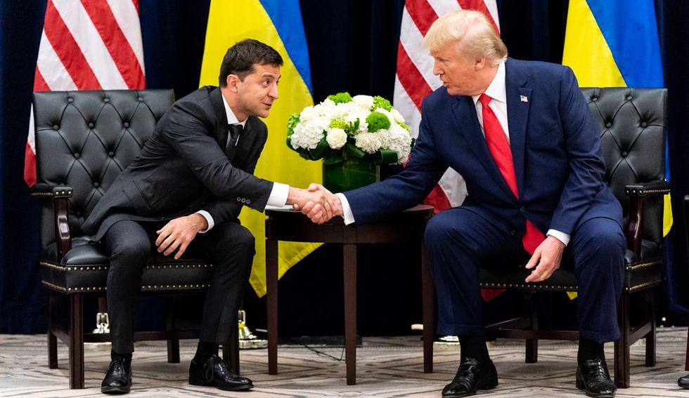 Why Trump's disdain for Ukraine matters